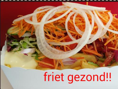 FRIET GEZOND