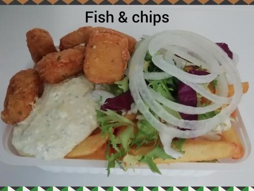 FRIET FISH & CHIPS